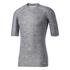 adidas Men's TechFit Climachill T-Shirt - Core Heather: Image 1
