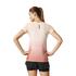 adidas Women's Primeknit Wool Dip-Dye Running T-Shirt - Easy Coral: Image 5
