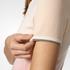 adidas Women's Primeknit Wool Dip-Dye Running T-Shirt - Easy Coral: Image 8