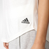 adidas Women's Away Day Tank Top - White: Image 7