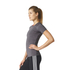 adidas Women's Performance T-Shirt - Trace Grey: Image 4