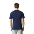 adidas Men's ID Stadium T-Shirt - Navy: Image 5