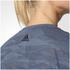 adidas Women's Aeroknit Boxy Crop Top - Blue: Image 6