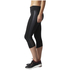 adidas Women's Supernova 3/4 Running Tights - Black: Image 4