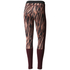 adidas Women's TechFit Tights - Print/Energy: Image 2