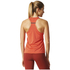 adidas Women's Climachill Tank Top - Easy Coral: Image 5