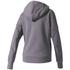 adidas Women's ZNE Hoody - Trace Grey: Image 2