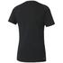 adidas Women's D2M 3 Stripe T-Shirt - Black: Image 2