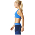 adidas Women's Climachill High Support Sports Bra - Blue: Image 4