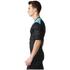 adidas Men's TechFit Base GFX Compression T-Shirt - Black: Image 4