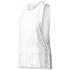 adidas Women's Logo Training Tank Top - White: Image 1