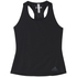 adidas Women's Climachill Tank Top - Black: Image 1
