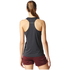 adidas Women's Climachill Tank Top - Black: Image 5