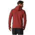 adidas Men's ZNE Hoody - Mystery Red: Image 5