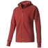 adidas Men's ZNE Hoody - Mystery Red: Image 1