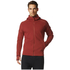 adidas Men's ZNE Hoody - Mystery Red: Image 3
