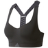 adidas Women's Climachill High Support Sports Bra - Black: Image 1