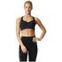 adidas Women's Climachill High Support Sports Bra - Black: Image 3