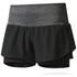adidas Women's Ultra Energy Running Shorts - Black: Image 1