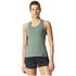 adidas Women's Climachill Tank Top - Trace Green: Image 3