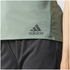 adidas Women's Climachill Tank Top - Trace Green: Image 8