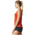 adidas Women's Climachill Tank Top - Core Red: Image 4