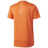 adidas Men's Supernova Running T-Shirt - Energy Orange: Image 2