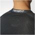 adidas Men's TechFit Climachill T-Shirt - Black: Image 6