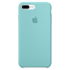Apple iPhone 7 Plus Silicone Case - Sea Blue: Image 2