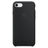 Apple iPhone 7 Silicone Case - Black: Image 2