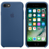 Apple iPhone 7 Silicone Case - Ocean Blue: Image 1