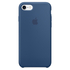 Apple iPhone 7 Silicone Case - Ocean Blue: Image 2