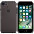 Apple iPhone 7 Silicone Case - Cocoa: Image 1