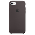 Apple iPhone 7 Silicone Case - Cocoa: Image 2