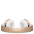 Beats by Dr. Dre Solo3 Wireless Bluetooth On-Ear Headphones - Gold: Image 5
