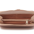 Aspinal of London Women's Continental Clutch Wallet - Peach Gold: Image 4