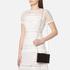 Aspinal of London Women's Scarlett Box Clutch Bag - Black: Image 2