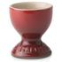Le Creuset Stoneware Egg Cup - Cerise: Image 1