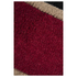 Flair Infinite Inspire Rug - Broad Stripe Choc/Red: Image 3