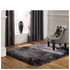 Flair Pearl Rug - Dark Grey: Image 1