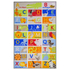 Flair Matrix Kiddy Rug - Abc Multi (100X160): Image 2
