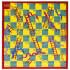 Flair Matrix Kiddy Rug - Snake And Ladder Multi (133X133): Image 2
