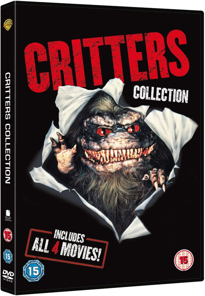 critters-1-4-collection