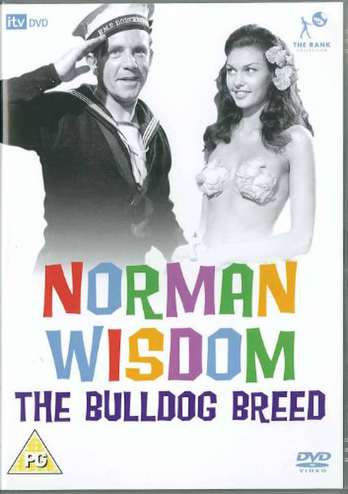 norman-wisdon-the-bulldog-breed