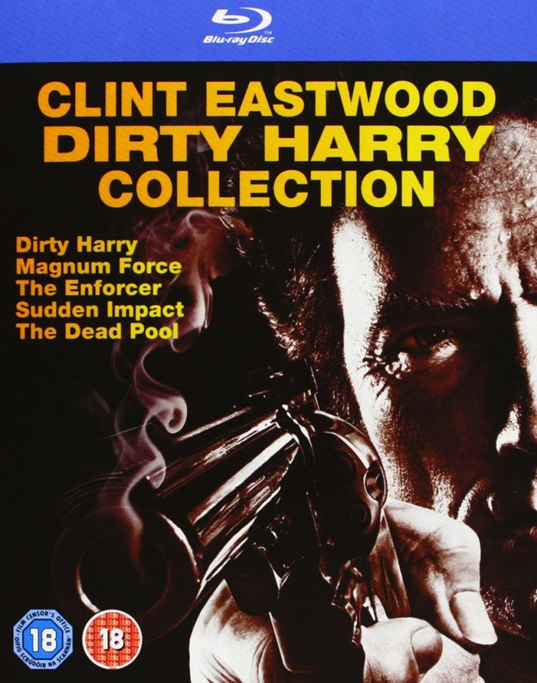 dirty-harry-collection