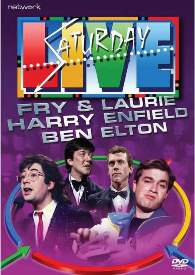 Saturday Live - Fry And Laurie, Harry Enfield And Ben Elton