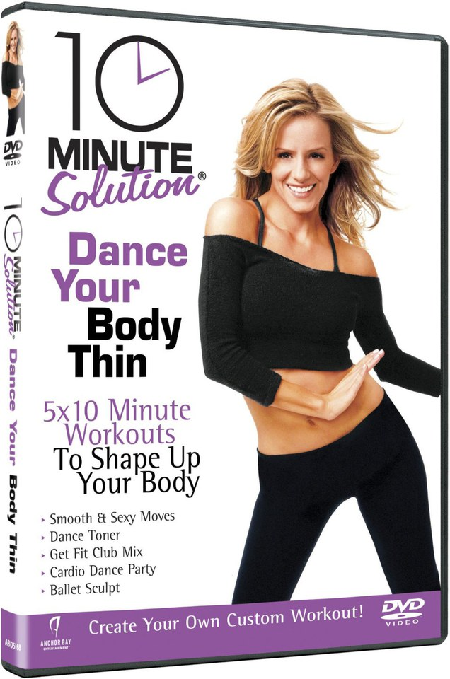 10-minute-solution-dance-your-body-thin