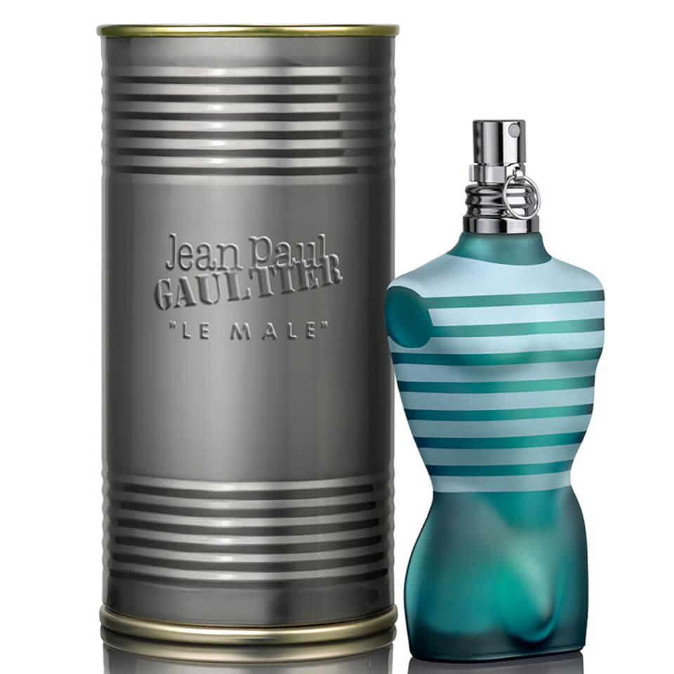 Jean Paul Gaultier Le Male Eau de Toilette (EdT) 125 ml türkis