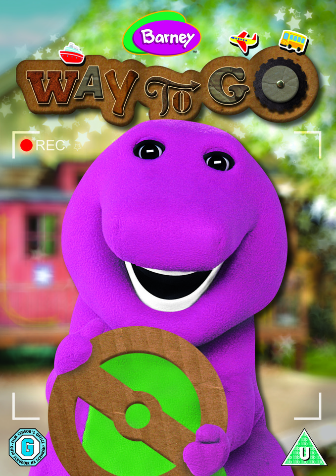 barney-way-to-go