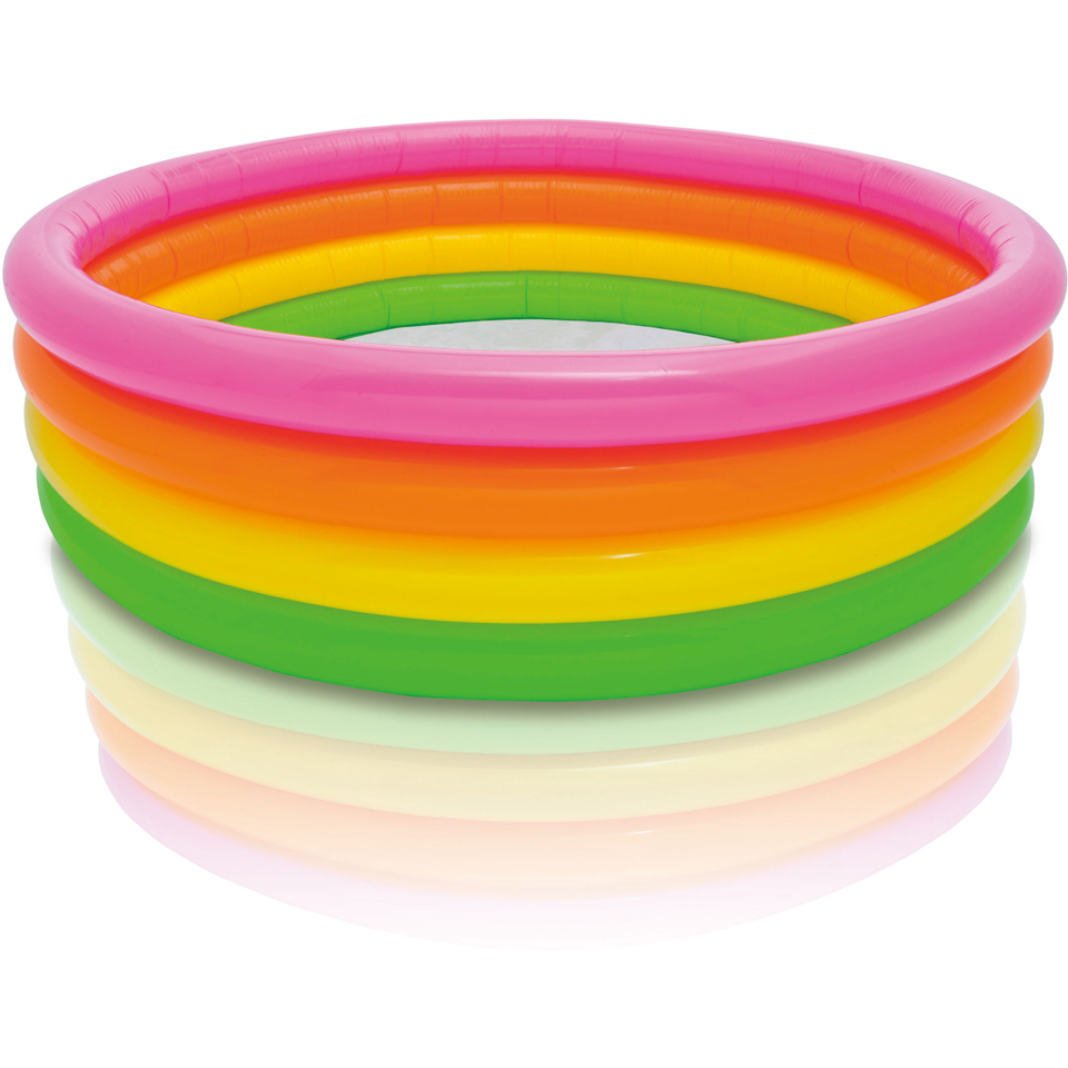 intex-sunset-glow-kids-paddling-pool-66-inches